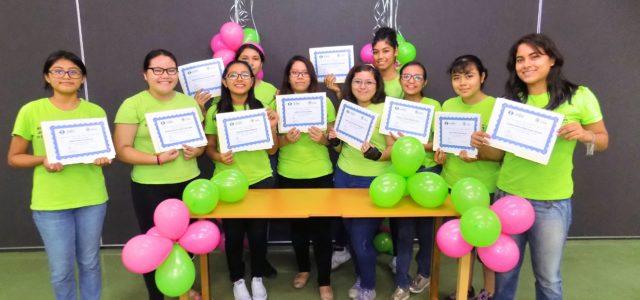 SCT Yucatán busca empoderar a estudiantes e impulsarlas a la ciencia y tecnología