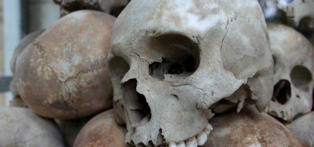 El hallazgo de trofeos hechos con cráneos humanos podrían explicar el fin de la civilización maya