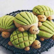 Ahora en la industria panadera llegaron las 'Tortuconchas'