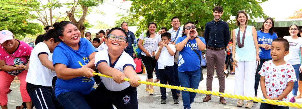 El Ayuntamiento de Mérida trabaja permanentemente en la promoción de la convivencia y la inclusión