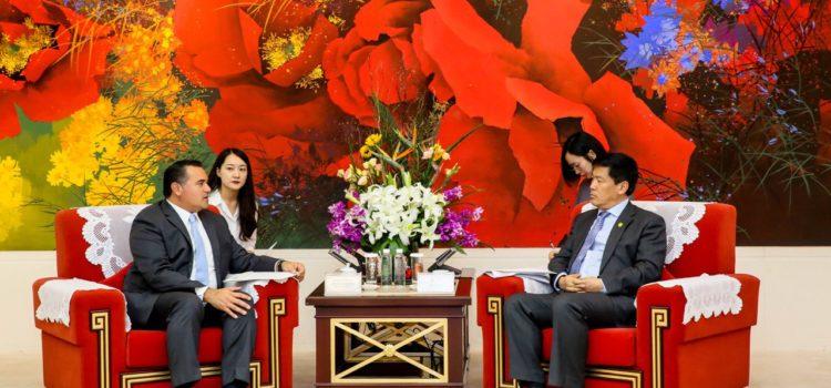 Mérida y Chengdú acuerdan mayor intercambio en gastronomía, turismo y cultura