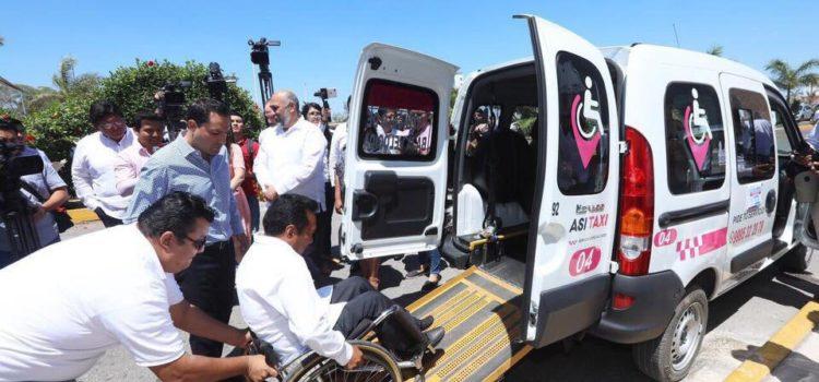 Se reafirma el compromiso del Gobernador Mauricio Vila con las personas con discapacidad