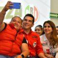 El liderazgo se construye a diario: Alejandro Moreno