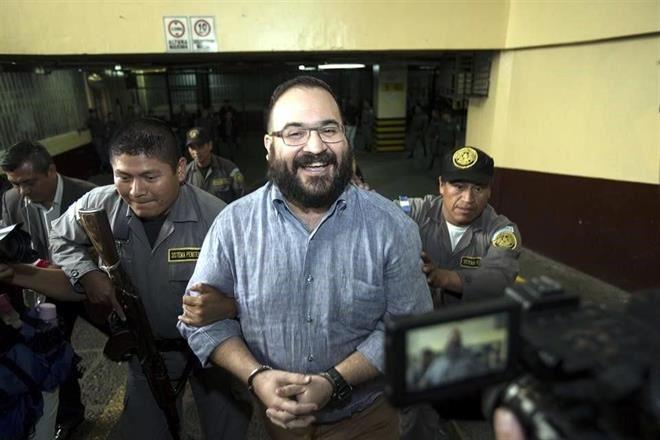 Suspenden condena y decomisos a J. Duarte