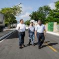 Avanza la construcción de calles para mejorar la movilidad urbana y la imagen de Mérida