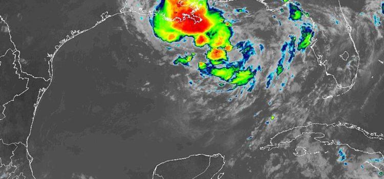 Vaguada y nueva onda tropical sobre la Península de Yucatán causará fuertes lluvias
