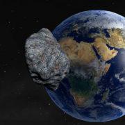 Un enorme asteroide pasa entre la Tierra y la Luna; los astrónomos casi ni lo notaron