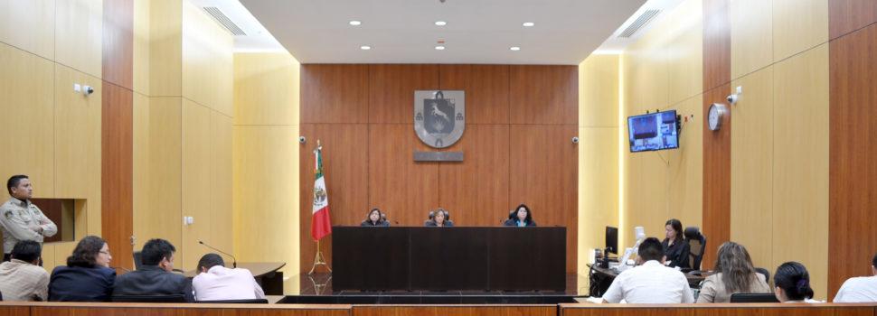 Continúa juicio oral por homicidio y feminicidio de Emma Molina