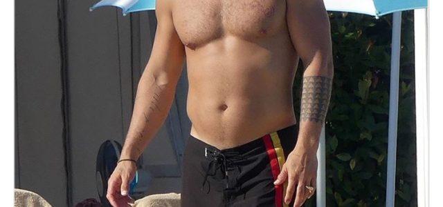 Critican a Jason Momoa por perder su físico de 'Aquaman'