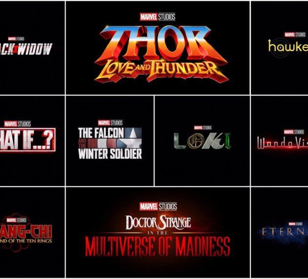Revelan plan de fase cuatro de Marvel