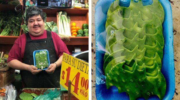 """Los """"batinopales"""": el invento de un comerciante para que los niños coman verduras"""