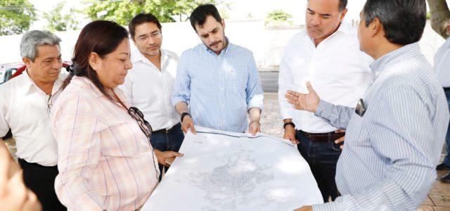 Renán Barrera trabaja para ofrecer a los ciudadanos parques más seguros