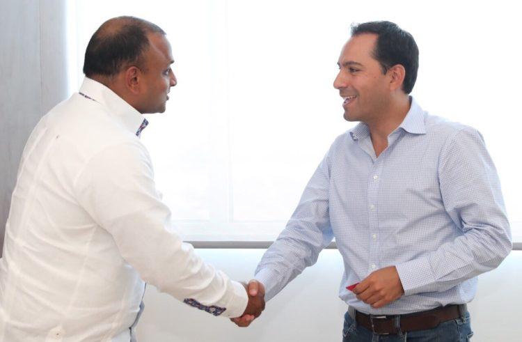 El Gobernador Mauricio Vila impulsa a Yucatán como polo de desarrollo tecnológico