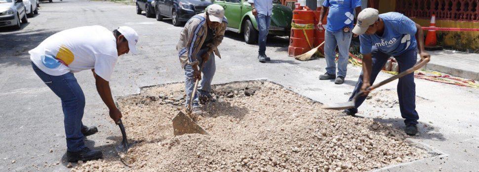 Ayuntamiento de Mérida brinda respuesta rápida a reportes ciudadanos
