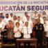 """""""Yucatán Seguro"""" fortalecerá el clima de paz y seguridad que existe el estado"""