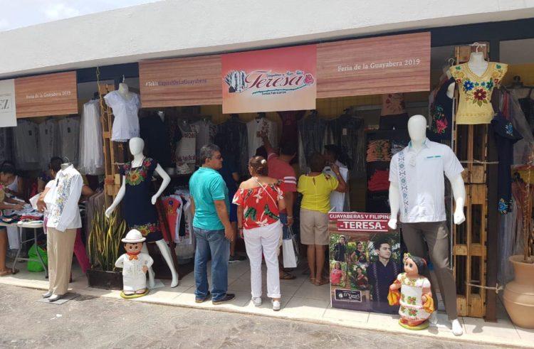Feria de la Guayabera Tekit 2019 superará las metas planteadas