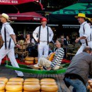 Mérida iniciará importante colaboración con municipio de Alkmaar, histórico centro de comercio del queso holandés