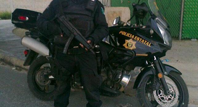 Policía de la SSP fallece en cumplimiento de su deber