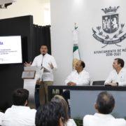 Renán Barrera da un nuevo paso para el crecimiento ordenado y sostenible de Mérida