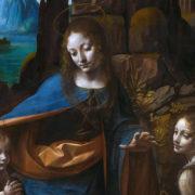 Hallan una 'composición abandonada' bajo una de las pinturas más importantes de Leonardo da Vinci