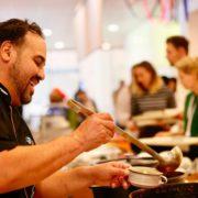 Mérida comparte su gastronomía con el pueblo holandés