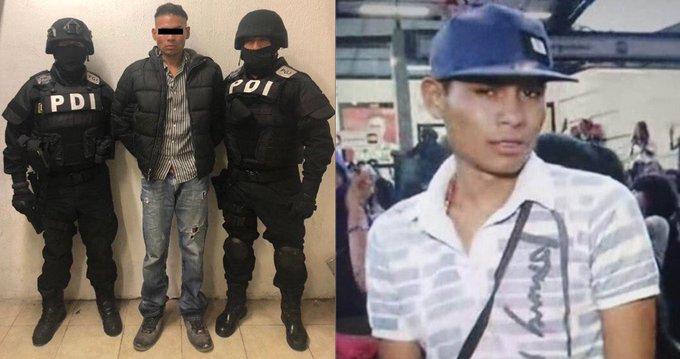 """Detienen al agresor del reportero Juan Manuel Jiménez, fue identificado como Luis """"N"""""""