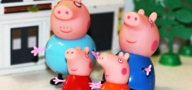 Hasbro comprará a dueño de 'Peppa Pig'