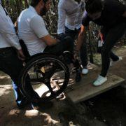 """Cultur inicia """"plan piloto"""" en """"El Corchito"""" para hacerlo un sitio con accesibilidad universal"""