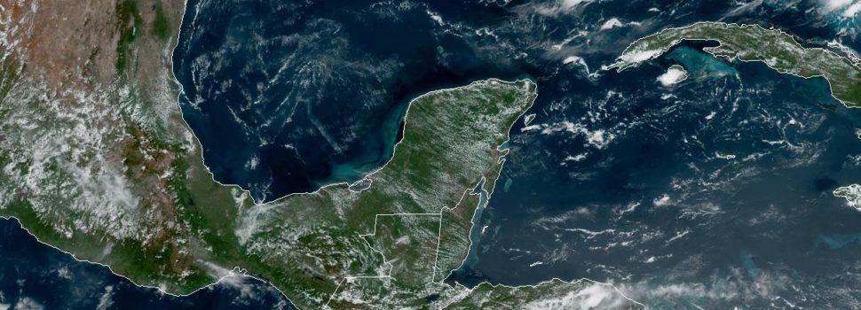 Conagua informa que la semana inicia con temperaturas muy cálidas para la Península de Yucatán