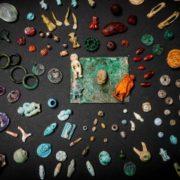 Hallan en Pompeya tesoro de amuletos contra la mala suerte