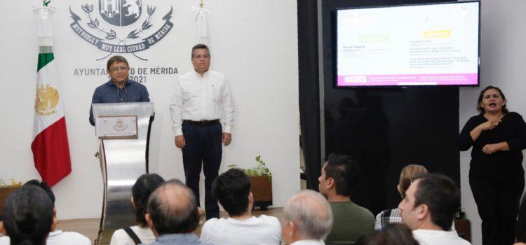Con el Festival de la Paz, Mérida enviará al país y al mundo un mensaje de unidad cultural