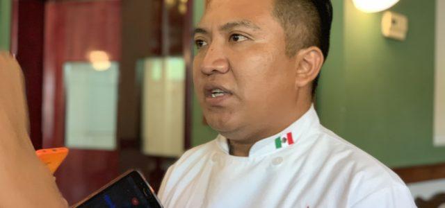 Joven de Chumayel participa con un tamal de mollejas en el concurso culinario S.Pellegrino Young Chef 2019-2020
