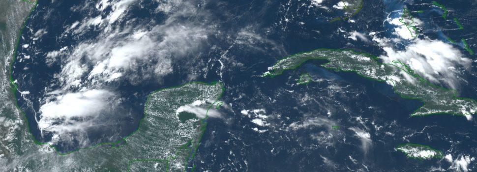 Inicio de semana con calor y chubascos en Yucatán