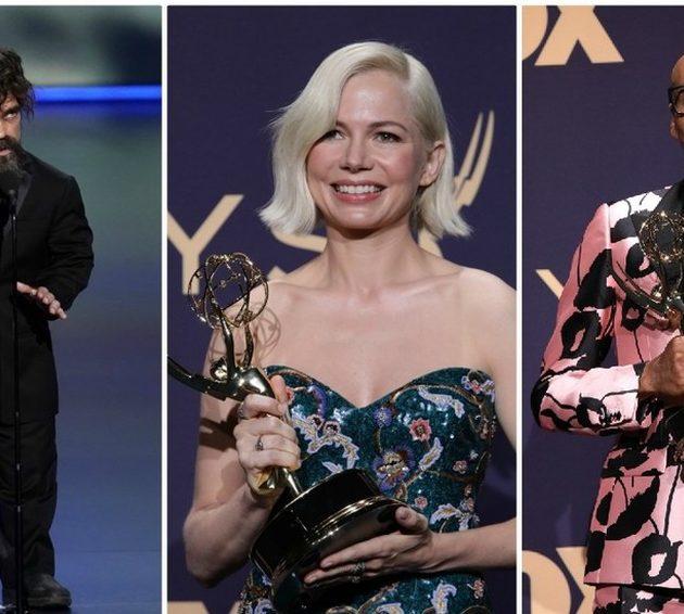 Ellos son los ganadores de los Premios Emmy 2019