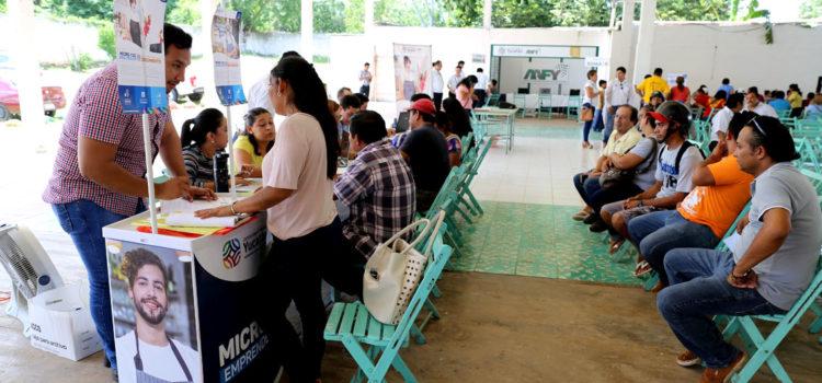 MicroYuc lleva Feria de Financiamiento al sur del estado