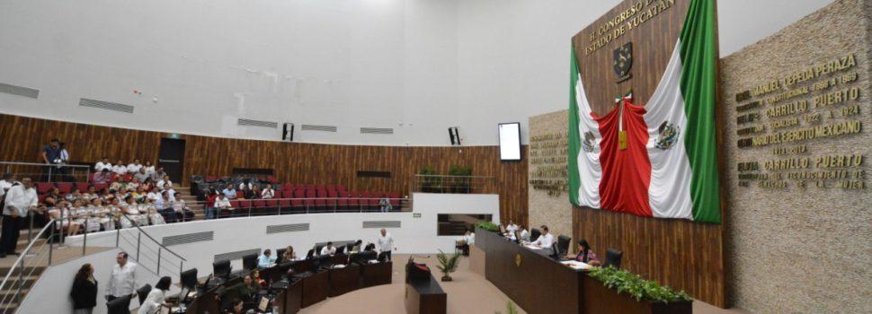 Exhortan al Gobierno Federal a firmar convenios para inspección y vigilancia del litoral yucateco
