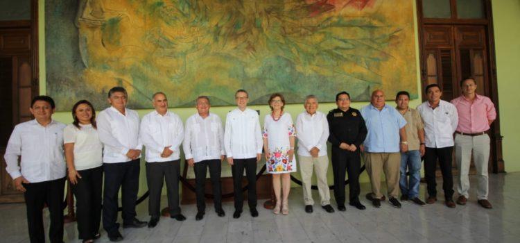 Organismo internacional reconoce  esquema de justicia en Yucatán
