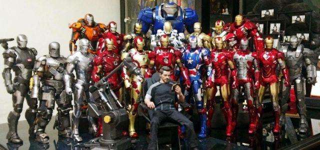 Robert Downey Jr. podría regresar como 'Tony Stark' en 'Black Widow'