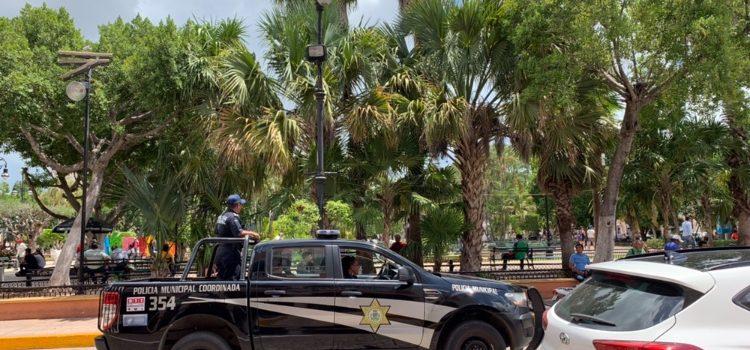Policía Municipal de Mérida anuncia cierra de calles por las Fiestas Patrias