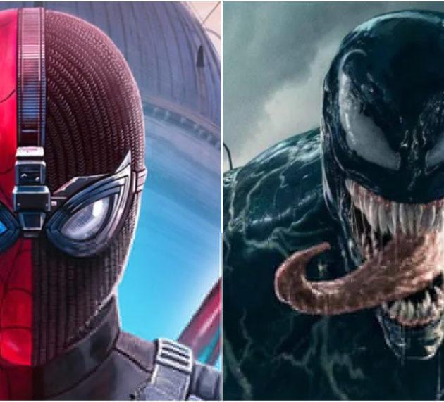 Un fanart muestra cómo sería el Spider-Man de Tom Holland poseído por el simbionte Venom