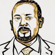 Premio Nobel de la Paz para Abiy Ahmed, primer ministro etíope