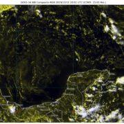Condiciones calurosas, sin descartar chubascos vespertinos para el fin de semana en Yucatán