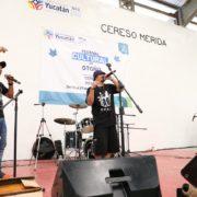 Inicia el Festival Cultural de Otoño 2019 del Cereso de Mérida