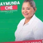 Fallece de un infarto la alcaldesa de Kantunil,  Raymunda Che