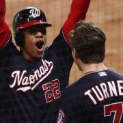 Histórico: Nacionales de Washington ganan título de Grandes Ligas
