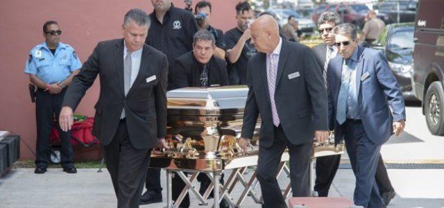 José José será cremado y sus cenizas se dividirán entre México y Miami