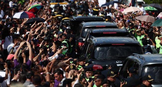 Homenaje a José José en Bellas Artes reunió a 6 mil 500 personas