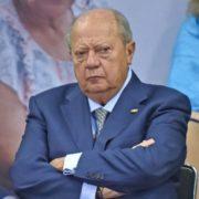 Se va Carlos Romero Deschamps del Sindicato Petrolero