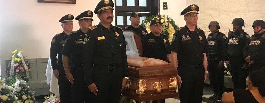 Muere en servicio motociclista de la SSP, atropellado por conductor alcoholizado