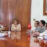 Vietnam muestra interés por estrechar lazos de cooperación con Yucatán